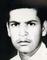 شهید محمود رضا نیکبخت