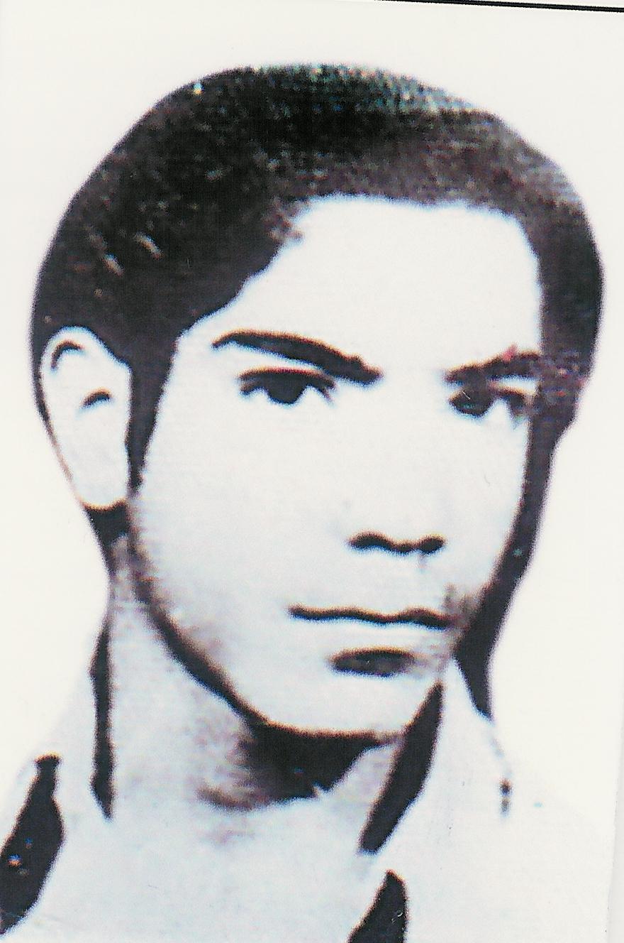 شهید احمد علی خمر