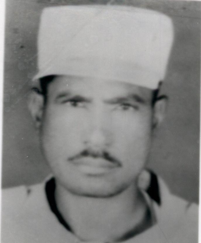 شهید پیر محمد درزاده