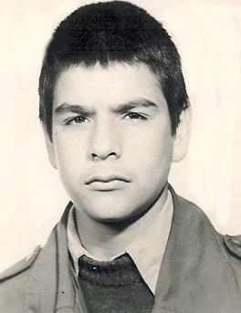 شهید جواد پارسی مود