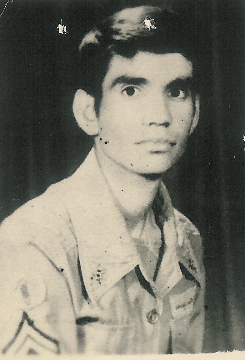 شهید محمود سنجرانی آخر