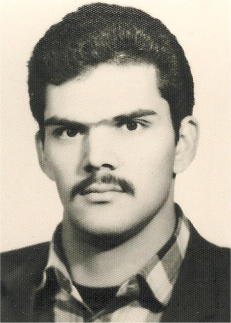 معلم شهید حمیدرضا محمودی منفرد