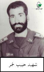 شهید حبیب خمر