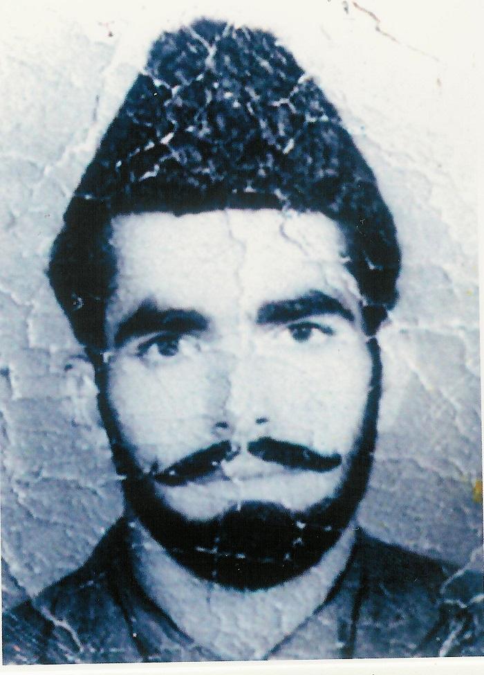 شهید جان محمد رئیسی