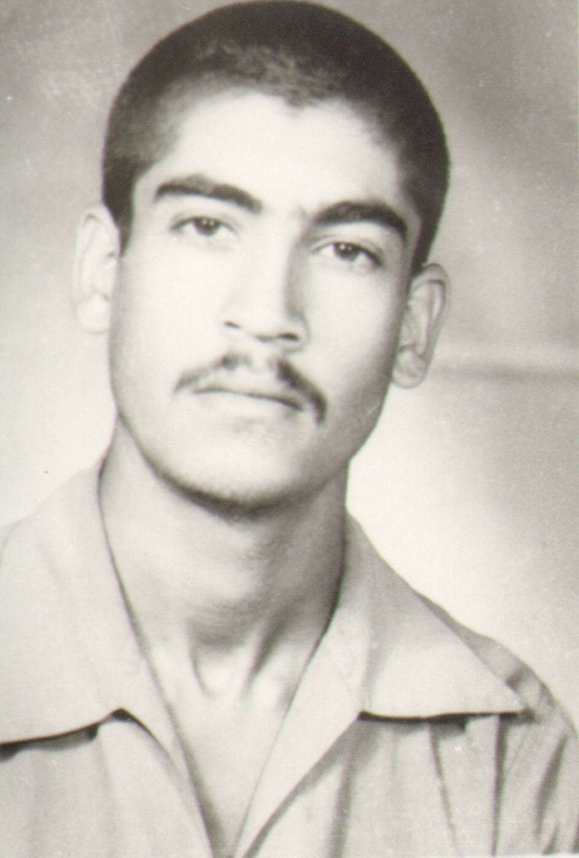 شهید ابراهیم شاهوزهی