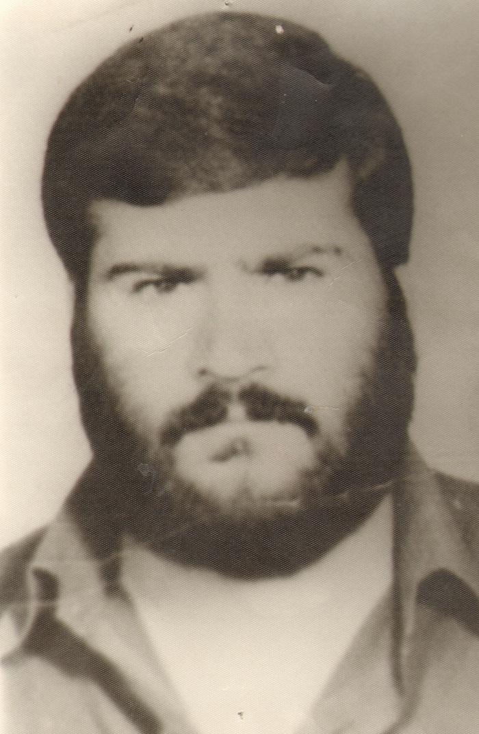 شهید عباس خمر