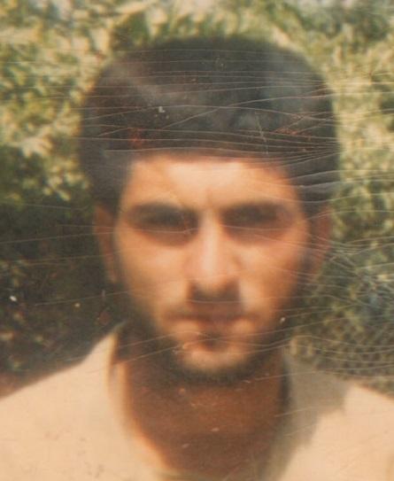 شهید منصور شیخ ویسی
