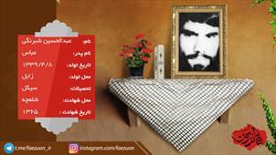 شهید عبدالحسین شبرنگی