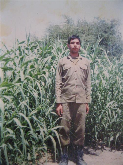 شهید محمود شهریاری مقدم