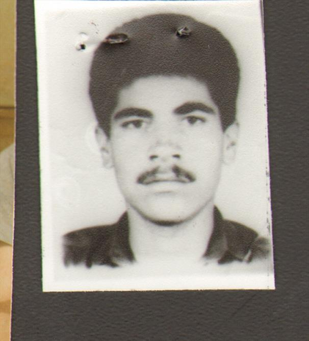 شهید محمد شریف اربابی