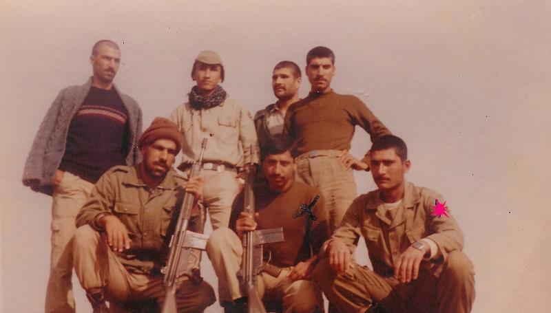 شهید محمد علی اشترک